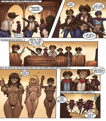 Boundy Hunter 7 – End Of The Line comic porn sex 007