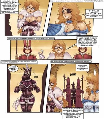 Boundy Hunter 8 – Good Old Europe comic porn sex 007