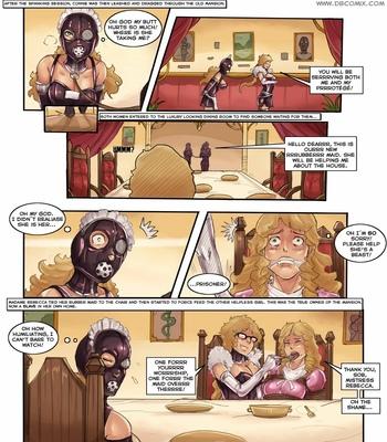 Boundy Hunter 8 – Good Old Europe comic porn sex 012