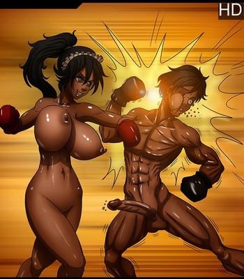 Porn Comics - Boxing