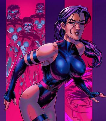 Porn Comics - Breakout 3 – Psylocke