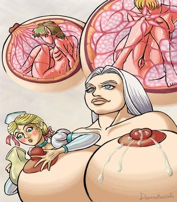Breast Vore comic porn