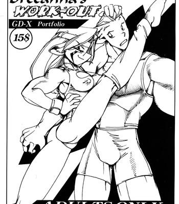 Breeanna's Work-Out comic porn thumbnail 001