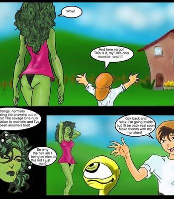 Breeding She-Hulk comic porn sex 005