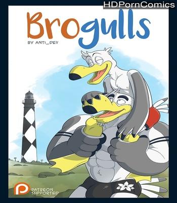 Porn Comics - Brogulls