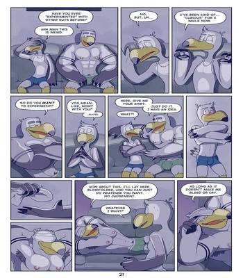 Brogulls 22 free sex comic