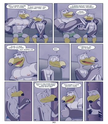 Гей Порно Комикс Brogulls