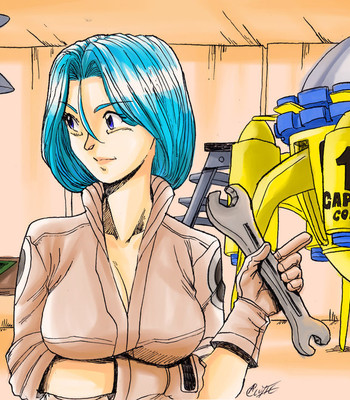 Bulma's Hope 1 comic porn sex 032