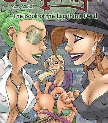 Porn Comics - Bump In The Night 1 – The Book Of The Laughing Dead