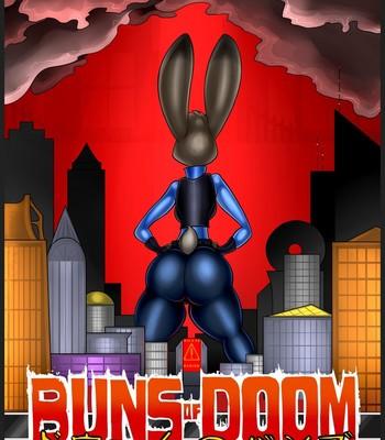 Porn Comics - Buns Of Doom
