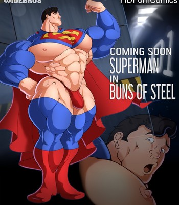 Porn Comics - Buns Of Steel 1