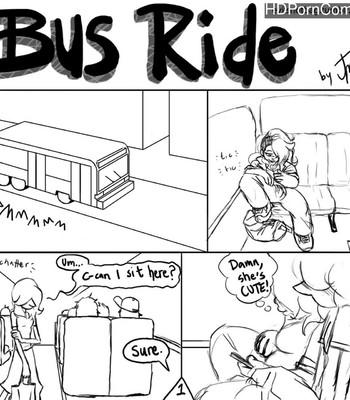 Porn Comics - Bus Ride