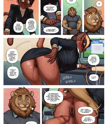 Business Casual comic porn sex 018