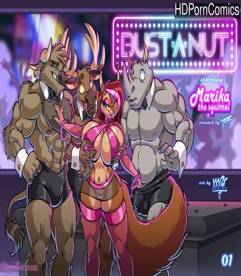 Porn Comics - Bust-A-Nut