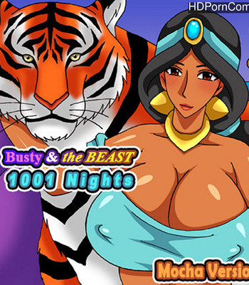 Porn Comics - Busty And The Beast – 1001 Nights