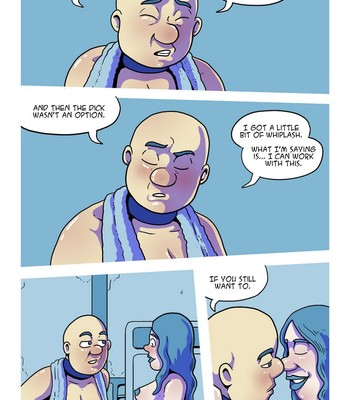 Butchy And The Beast 1 – Last Call comic porn sex 016