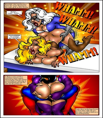 Butterscotch-Fox-1 53 free sex comic