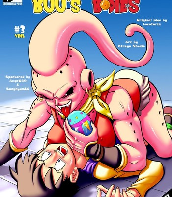 Porn Comics - Buu's Bodies 3