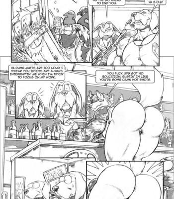 Porn Comics - Caesar Salad