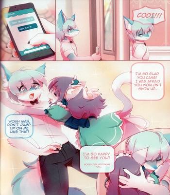 Cafe-Au-Lait 2 free sex comic