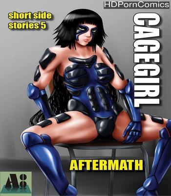 Porn Comics - Cagegirl 5 – Aftermath