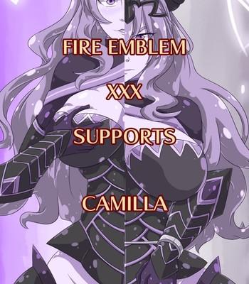 Porn Comics - Camilla XXX Support