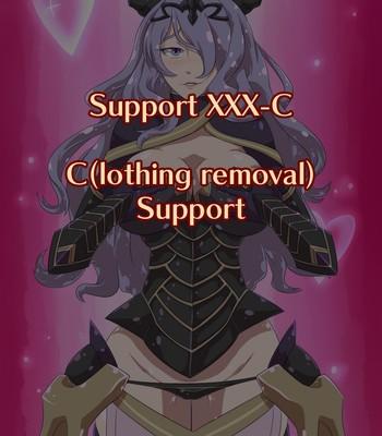 Camilla XXX Support comic porn sex 002