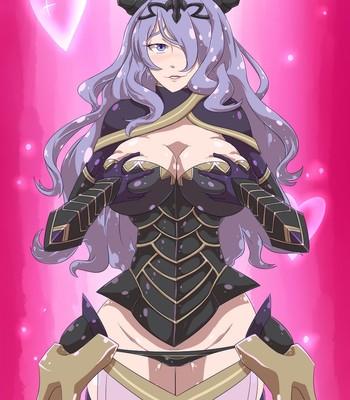 Camilla XXX Support comic porn sex 003