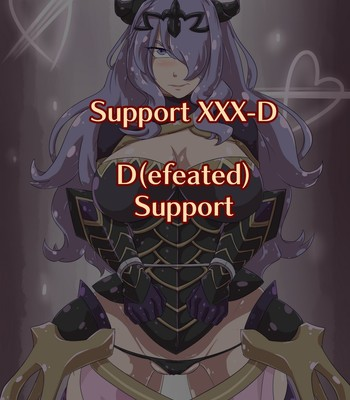 Camilla XXX Support comic porn sex 014