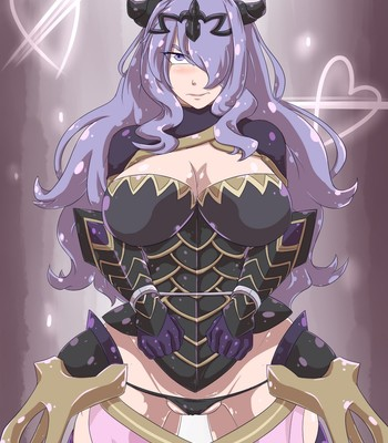 Camilla XXX Support comic porn sex 015
