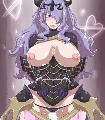Camilla XXX Support comic porn sex 016