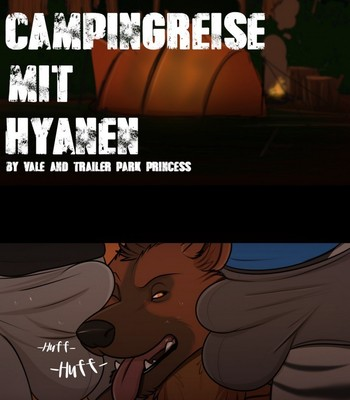 Porn Comics - Camping Trip With Hyenas