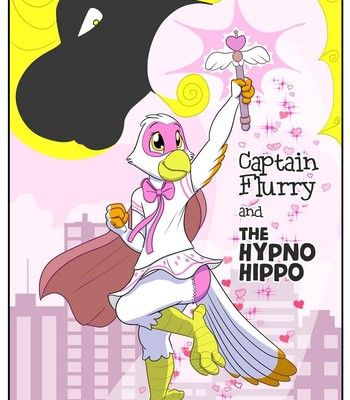 Porn Comics - Captain Flurry And The Hypno Hippo!