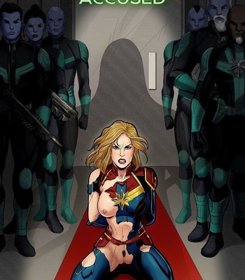Porn Comics - Captain Marvel – Accused