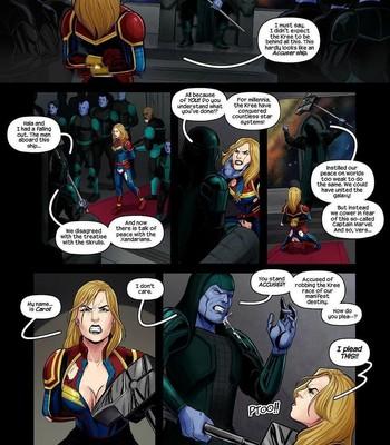 Captain Marvel – Accused comic porn sex 004