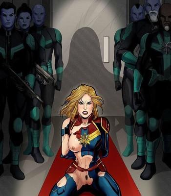 Captain Marvel – Accused comic porn sex 011
