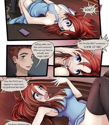 Card Games comic porn sex 006