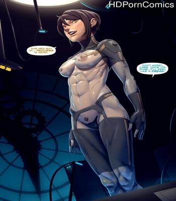 Porn Comics - Cassandra's Surrogate Body