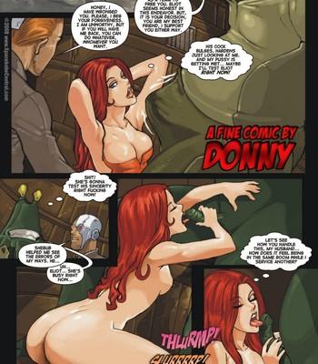 Castaway Bride 21 comic porn sex 002