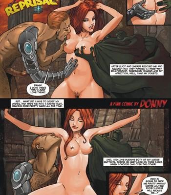 Porn Comics - Castaway Bride 23