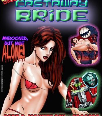 Porn Comics - Castaway Bride 6 – Monkey Sex & Escape