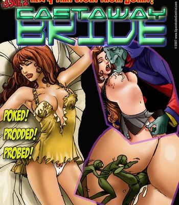 Porn Comics - Castaway Bride 8 – Sex Match Action