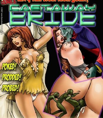 Porn Comics - Castaway Bride 9 – The Little Green Guys