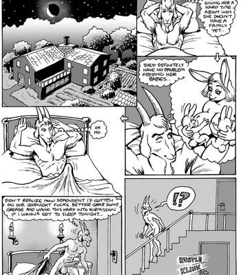 Porn Comics - Cat Burglar