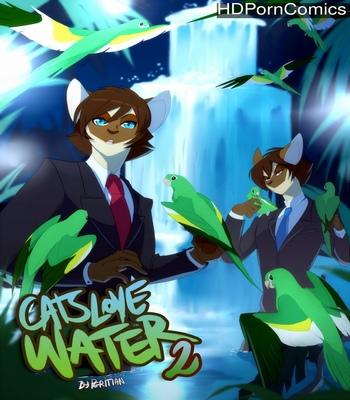Porn Comics - Cats Love Water 2