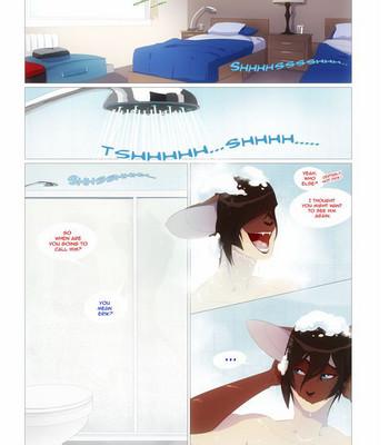 Cats Love Water 3 comic porn sex 002