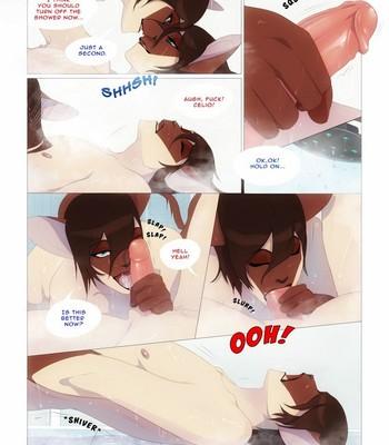 Cats Love Water 3 comic porn sex 009