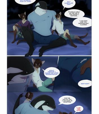 Cats Love Water 3 comic porn sex 031