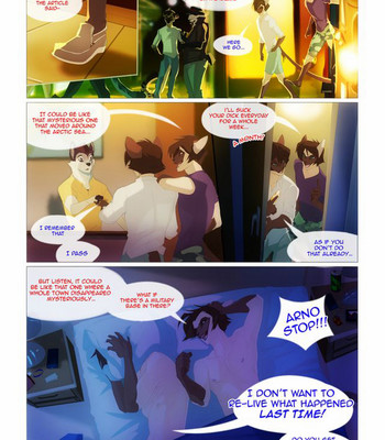 Cats Love Water 3 comic porn sex 051