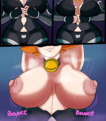 Catwoman's Jewel Heist comic porn sex 003